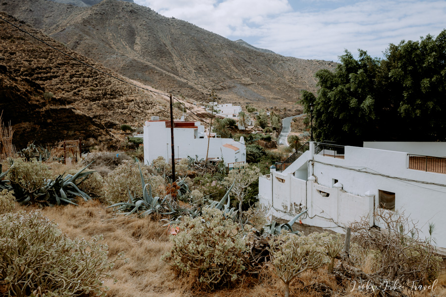 small villages, Gran Canaria