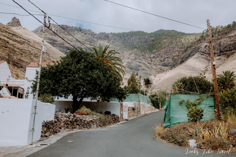 Gran Canaria, small villages