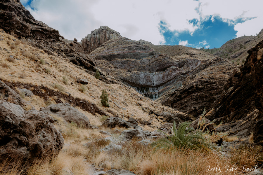waterfalls in Gran Canaria