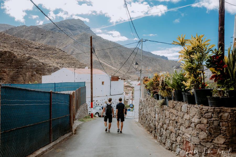 El Risco village