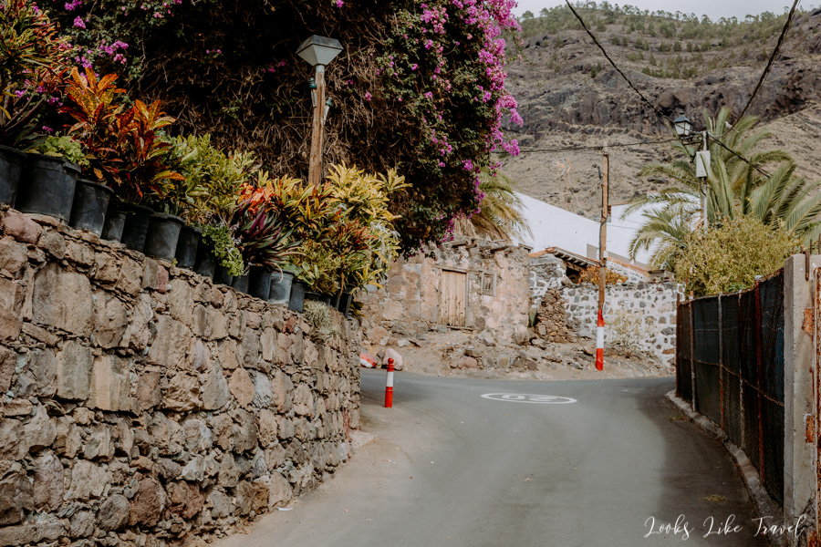 climatic places of Gran Canaria