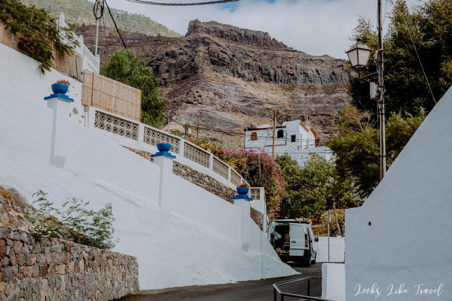 El Risco, Gran Canaria