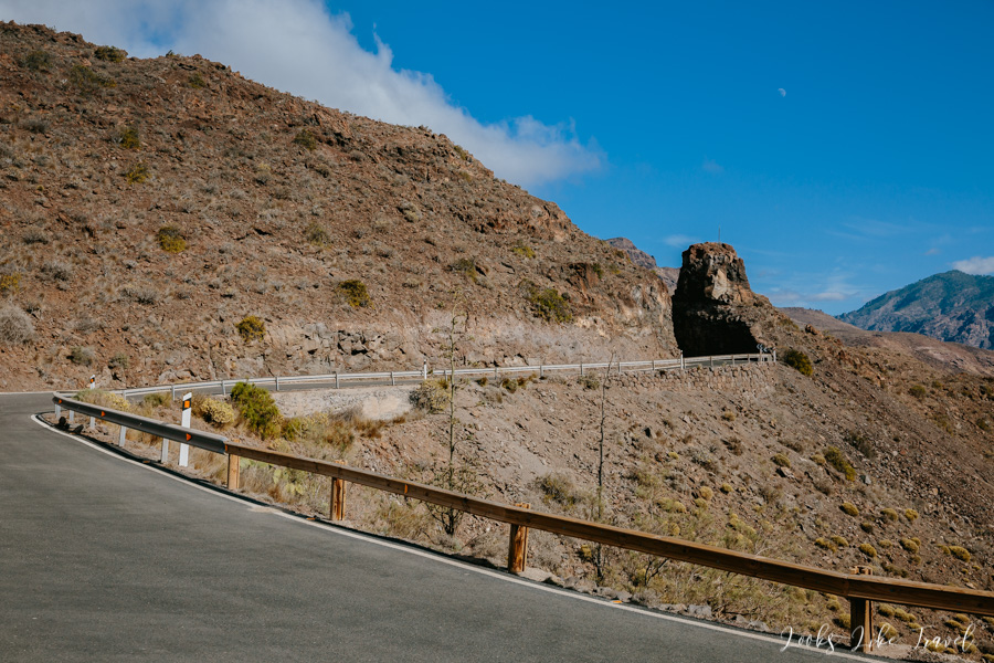 lookout point, Gran Canaria