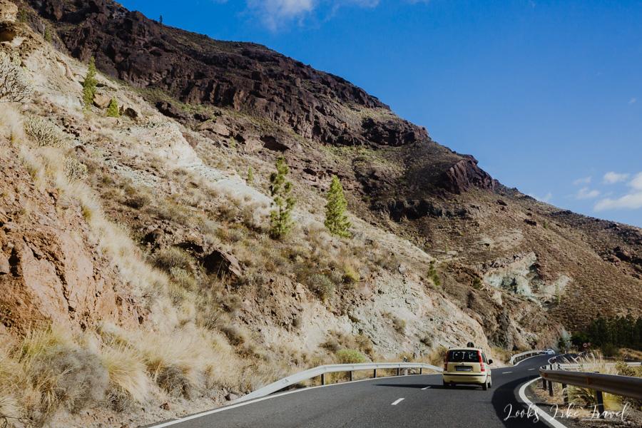 Gran Canaria scenic routes