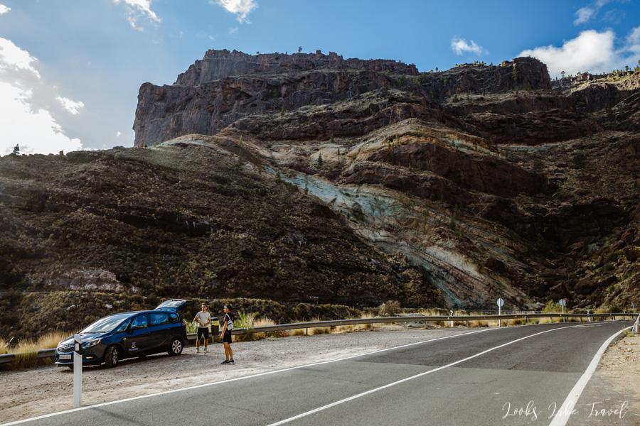 parking Los Azulejos