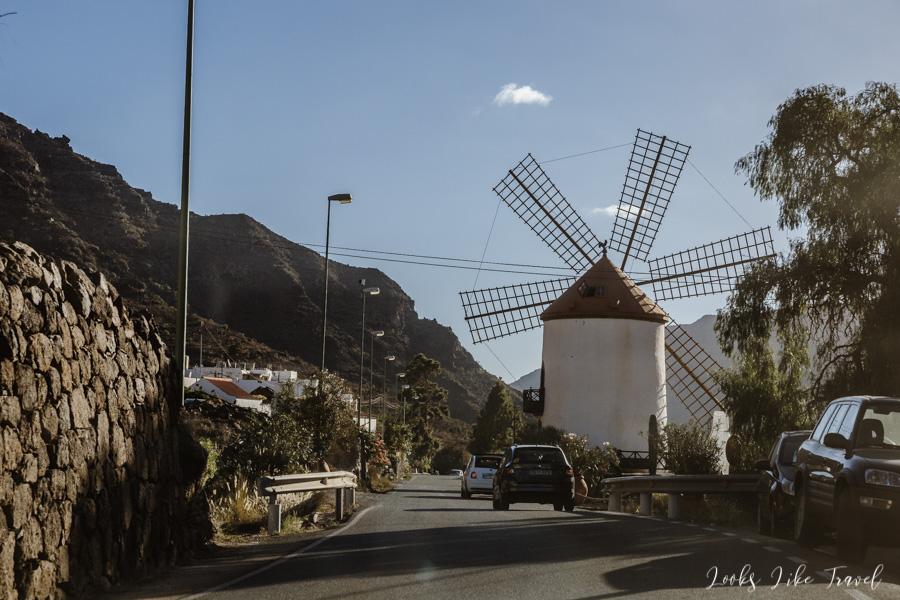 Molino de Viento, Gran Canaria