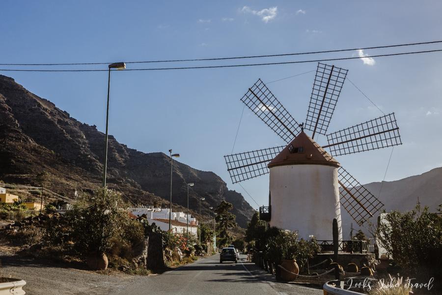 Gran Canaria- Molino de Viento