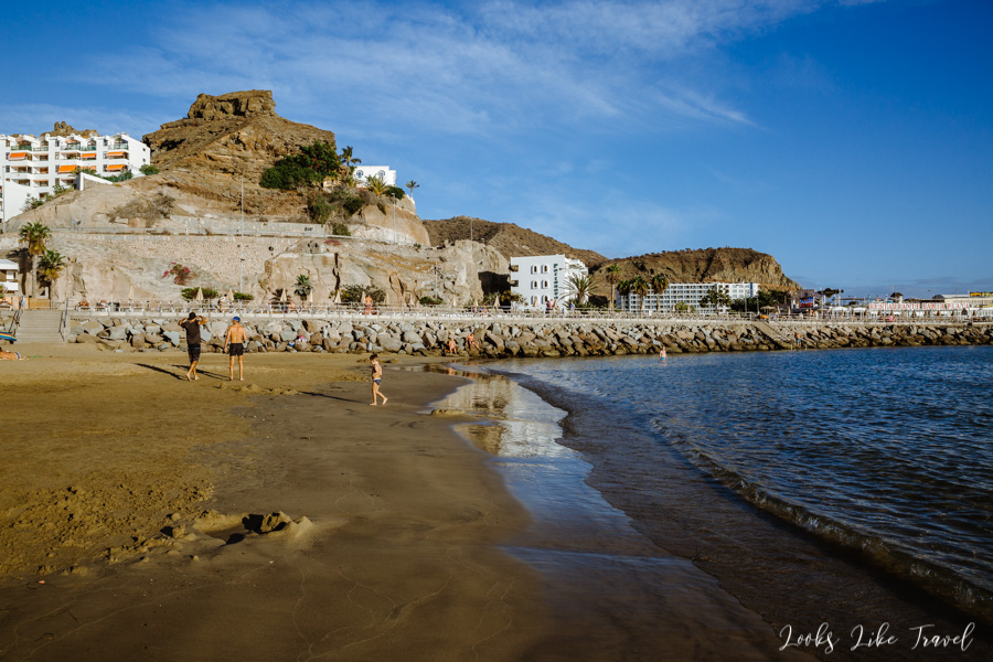 the best beaches in Gran Canaria