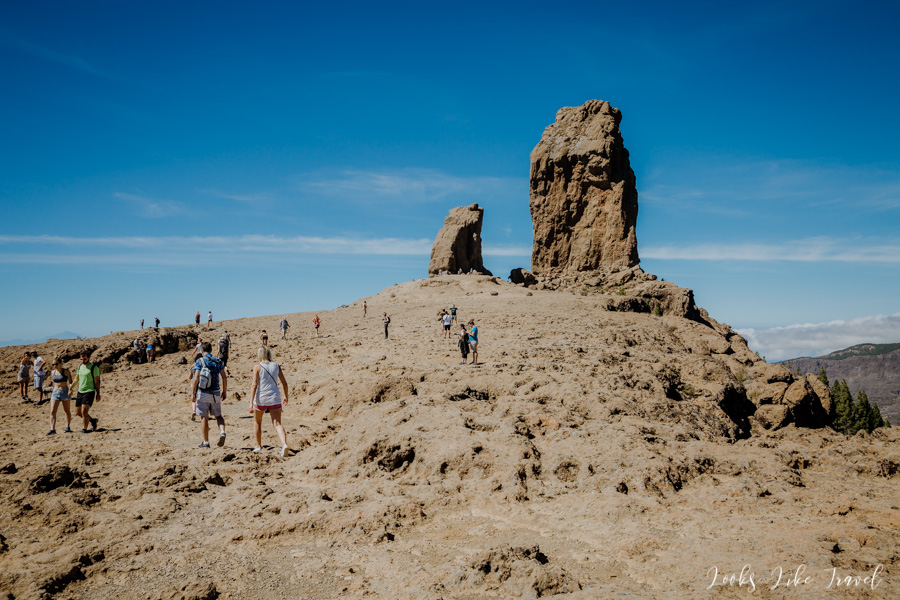 Gran Canaria - a powerful monolith