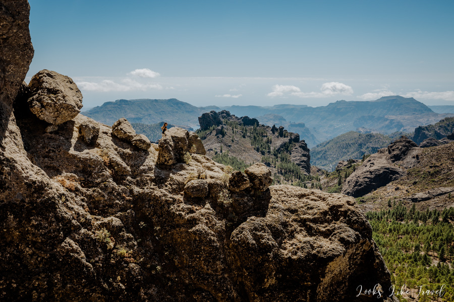Gran Canaria krajobrazy