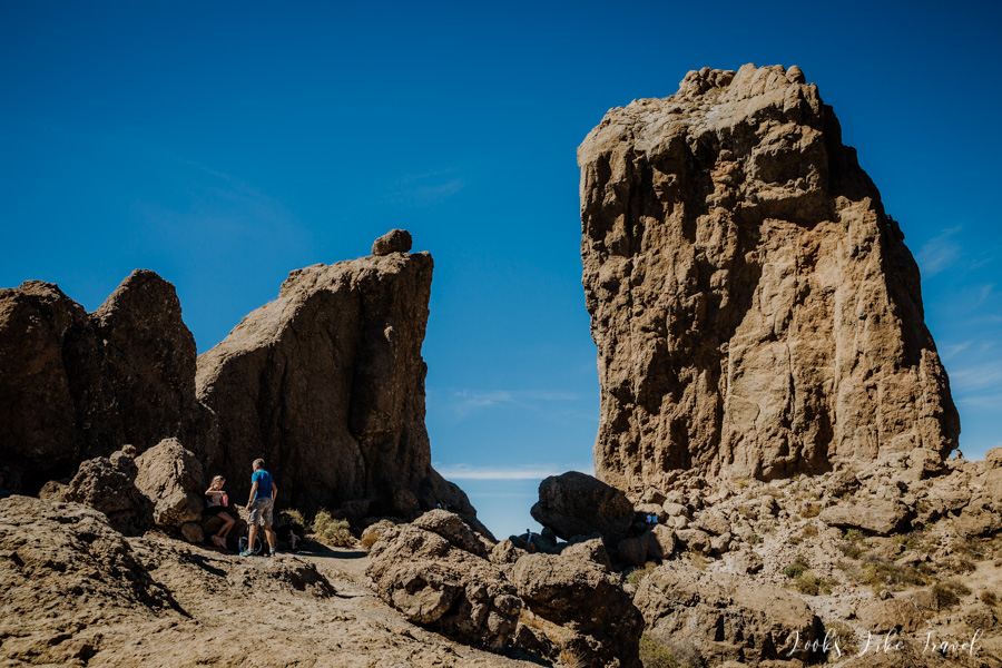 sightseeing Roque Nublo
