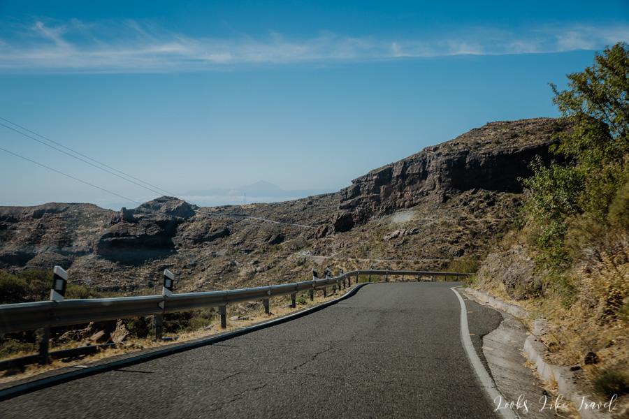 Gran Canaria road GC-60
