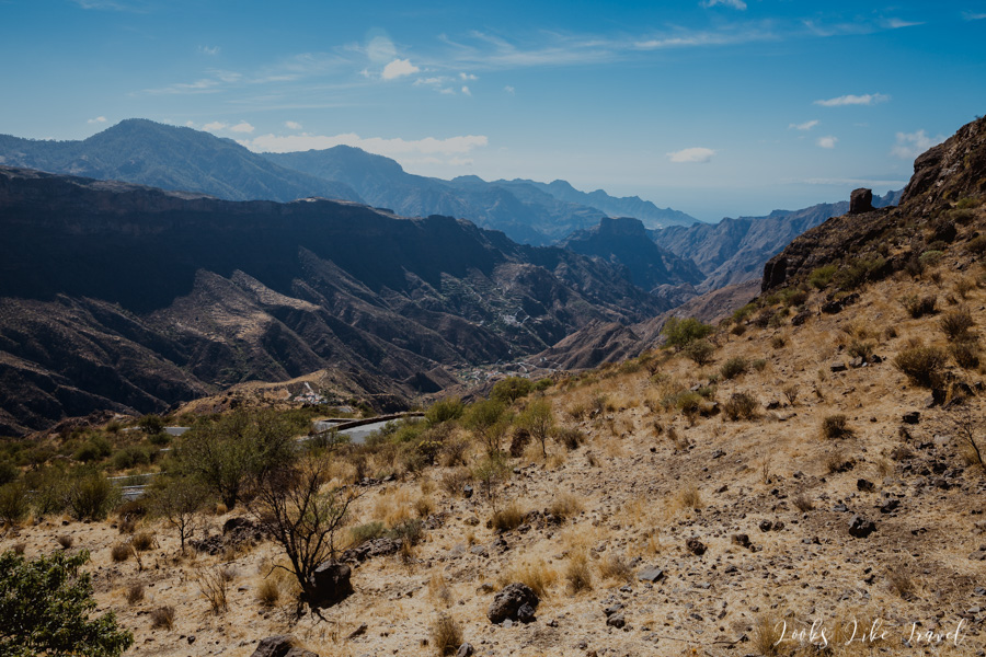landscapes worth seeing in the Gran Canaria