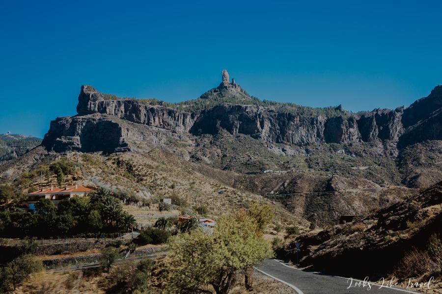 GC-607 road Gran Canaria