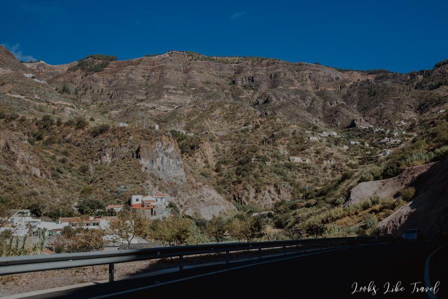 Barranco de Tejeda, Gran Canaria