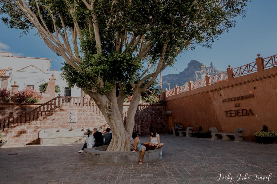 Ayuntamiento de Tejeda, Gran Canaria