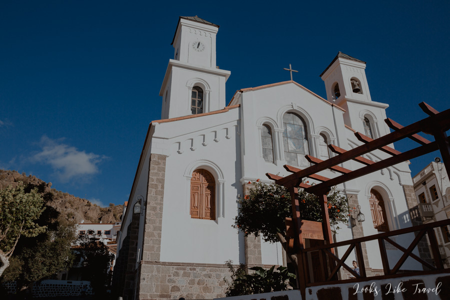 extraordinary churches in Gran Canaria