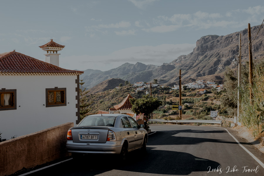 climatic photos from the Canary Islands