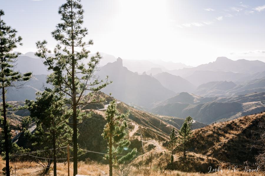 Gran Canaria - Parador de Cruz de Tejeda