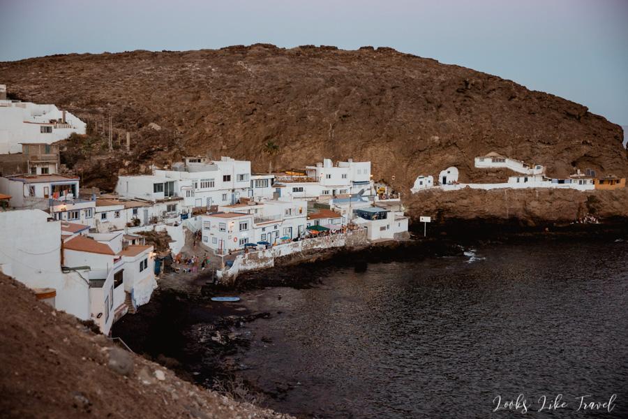 Mirador Playa de Tufia