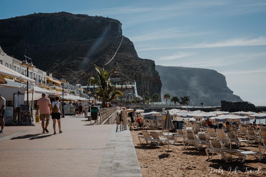 najpiękniejsze plaże na Gran Canarii
