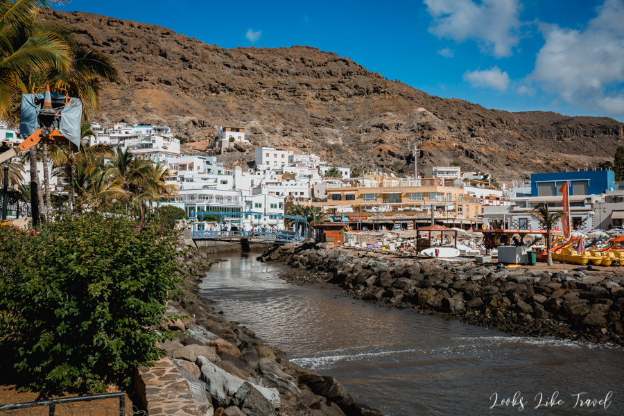 Puerto de Mogan - Venice of the Canary Islands