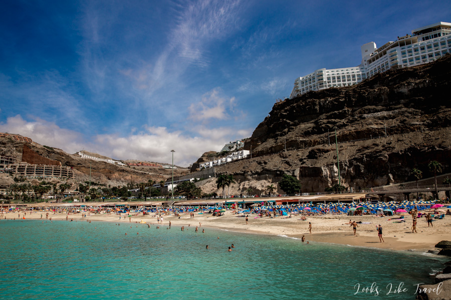 the most beautiful beaches, Gran Canaria