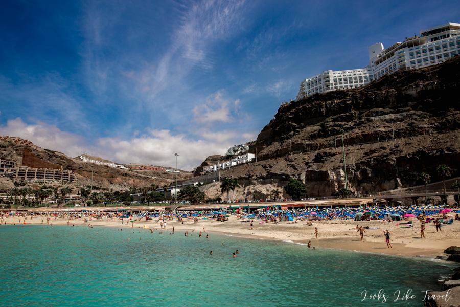 najpiękniejsze plaże, Gran Canaria