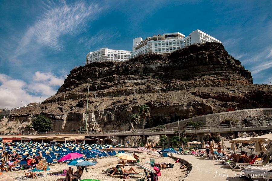 drogie hotele na skałach