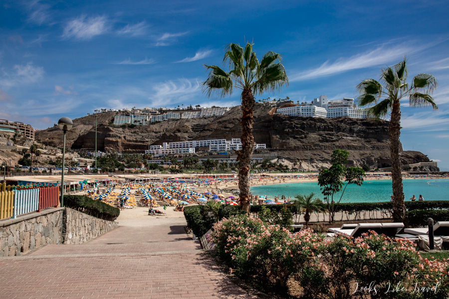 what to see in the south of Gran Canaria
