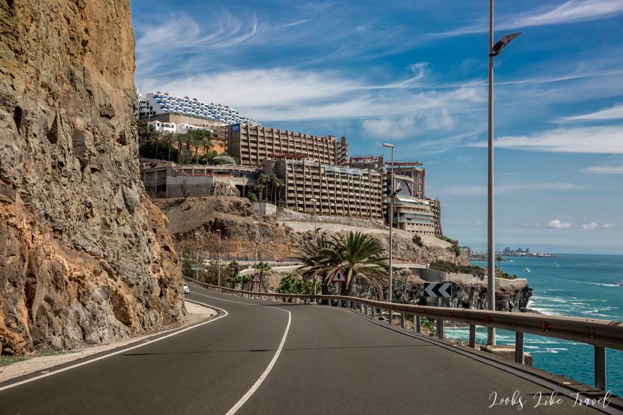 Puerto de Rico, Gran Canaria