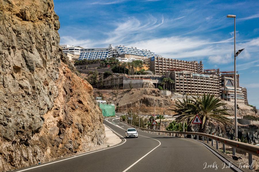 turystyczne miasta na Wyspach Kanaryjskich