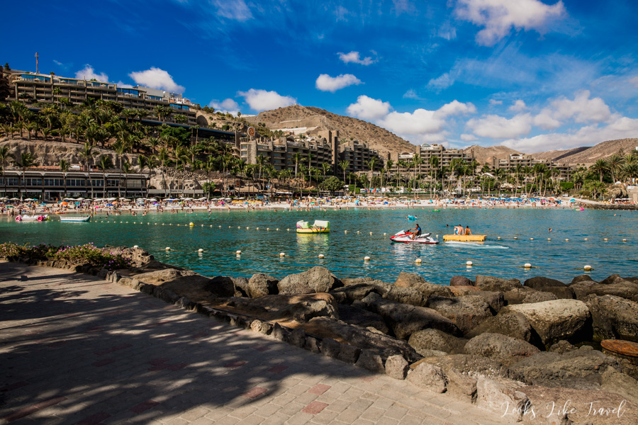 attractions of the Canary Islands