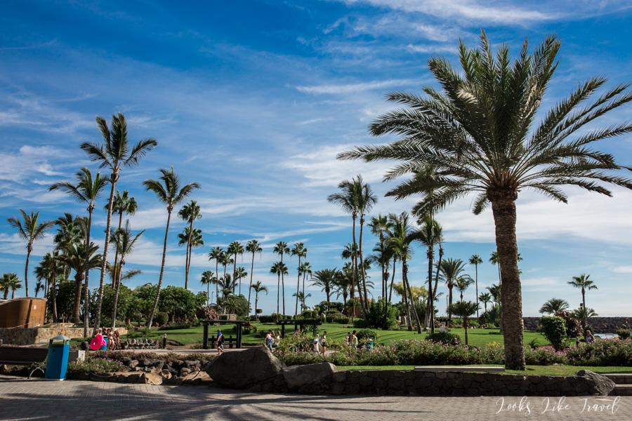 Park Isla de Anfi, Gran Canaria
