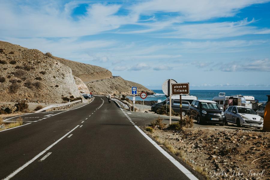Playa de Triana, Gran Canaria