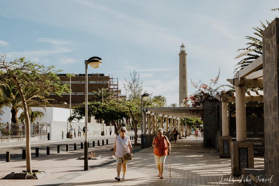 Faro de Maspalomas, Gran Canaria