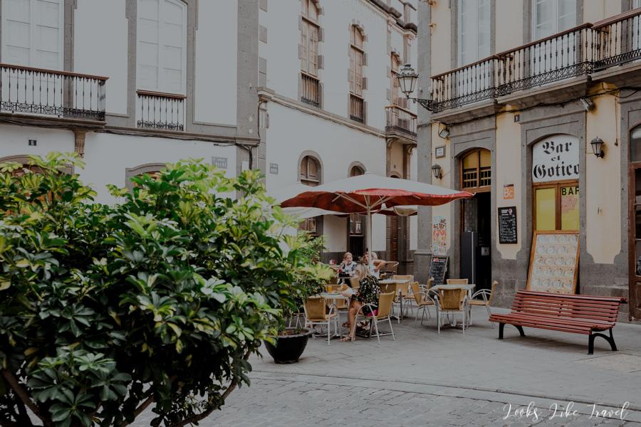 bar El Gotico, Arucas