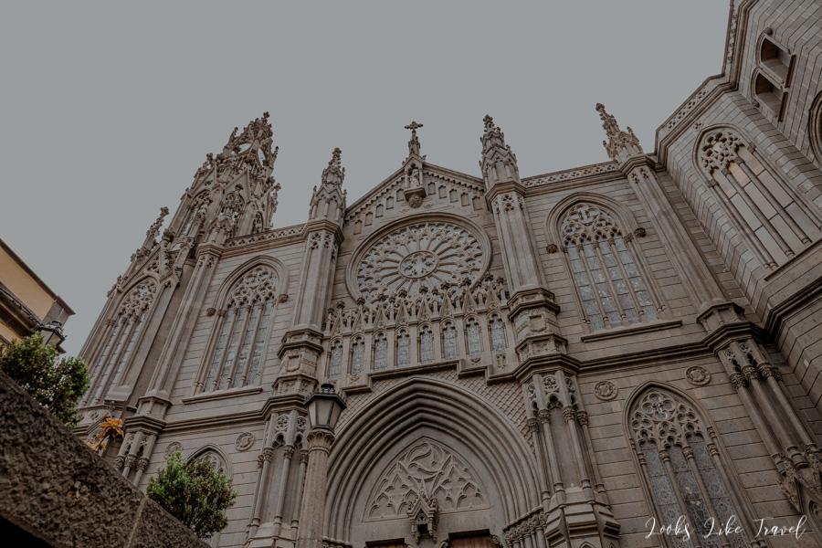 The most beautiful church in Gran Canaria