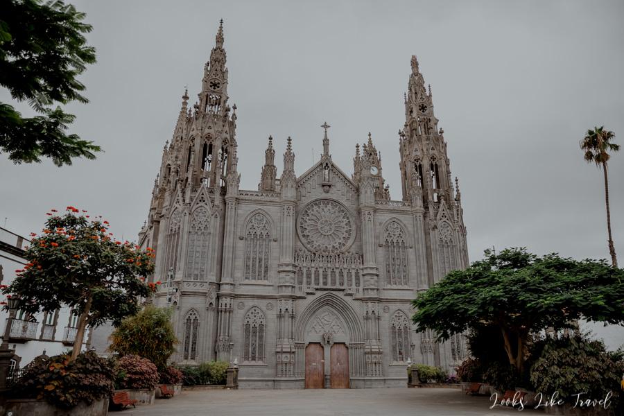 Plaza de San Juan, Arucas