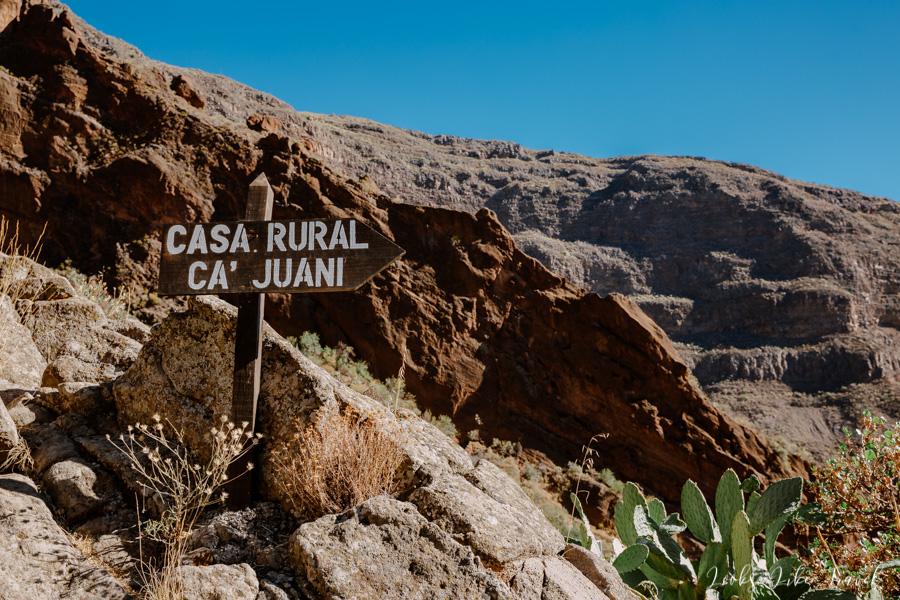 Casa Rural Ca' Juani, Gran Canaria