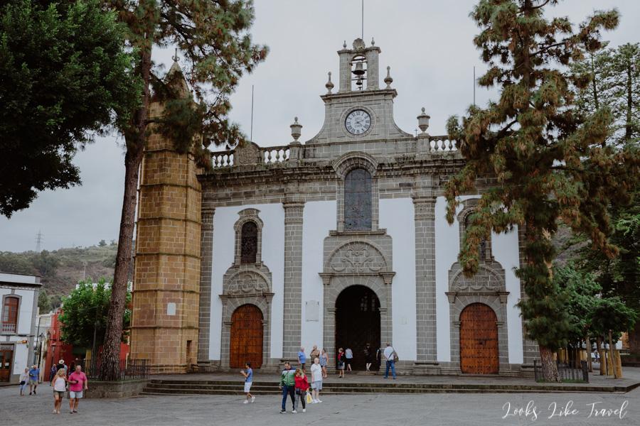 Basilica in Teror, Gran Canaria