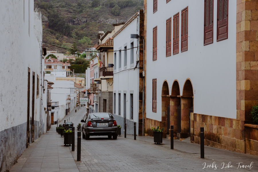 climatic places in Gran Canaria