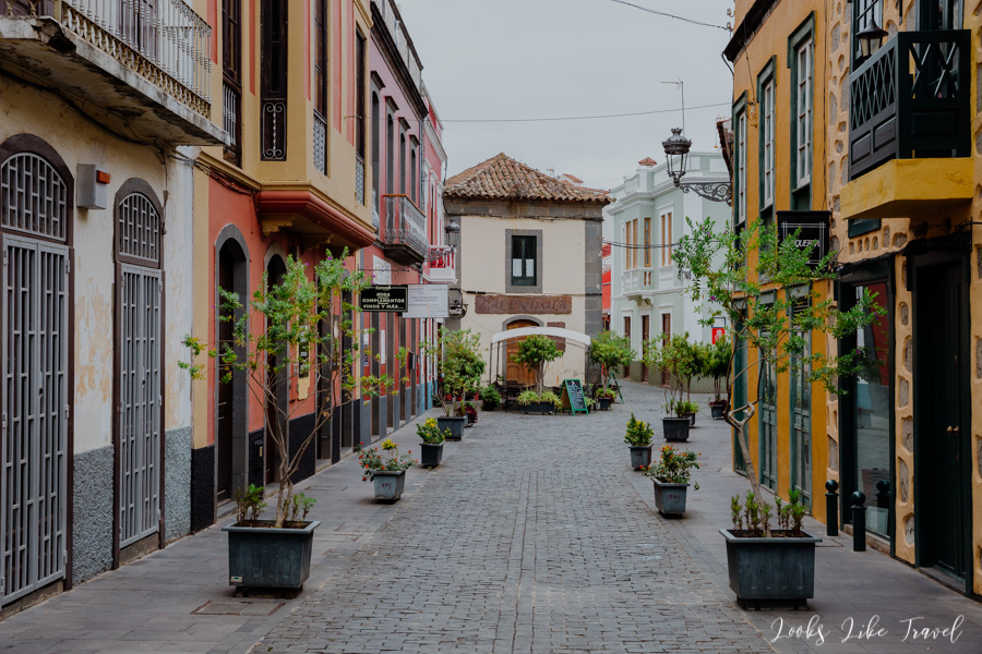 Santa Brigida, Gran Canaria