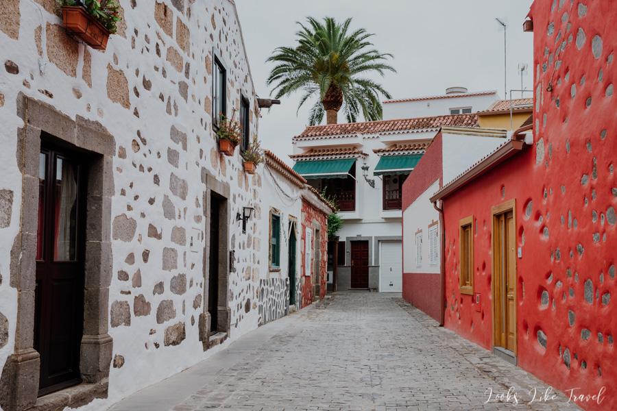 beautiful towns in Gran Canaria