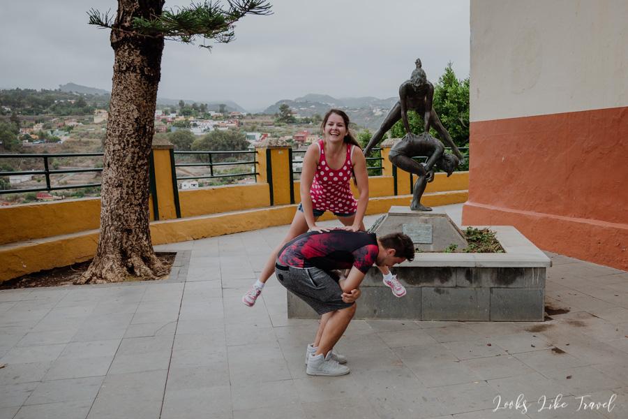 Gran Canaria- sculptures