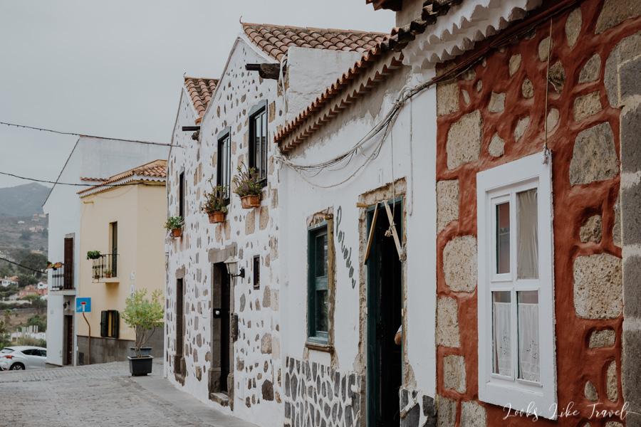 what to see in Santa Brigida