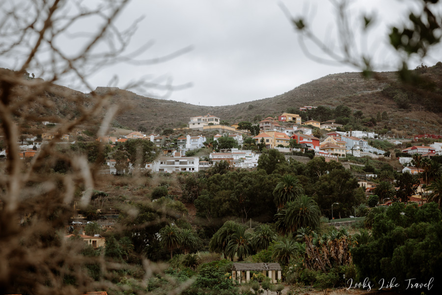 small towns in Gran Canaria