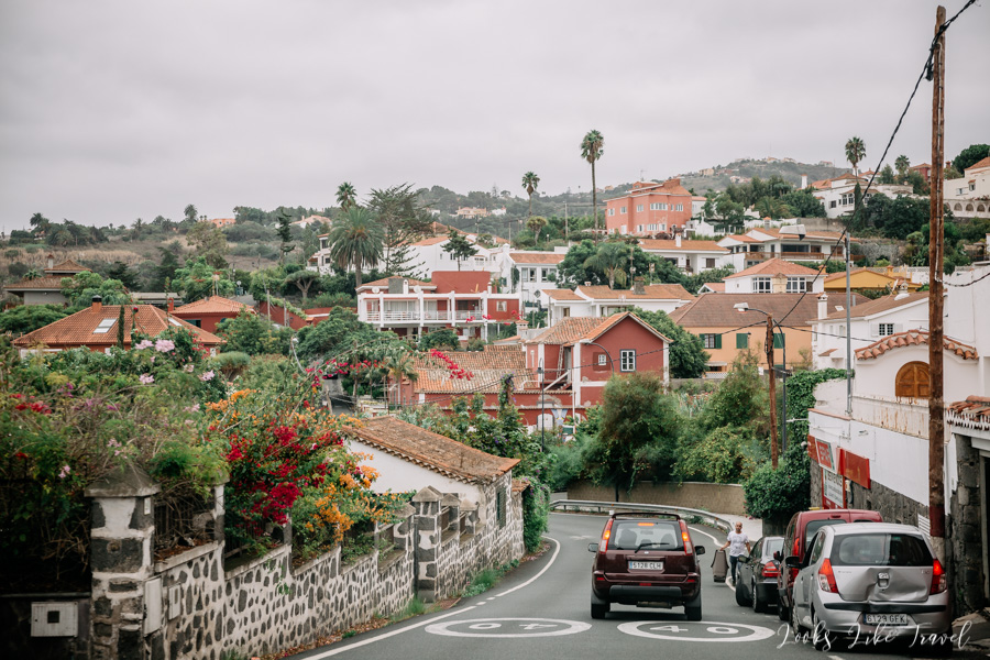 Gran Canaria- small, colorful towns