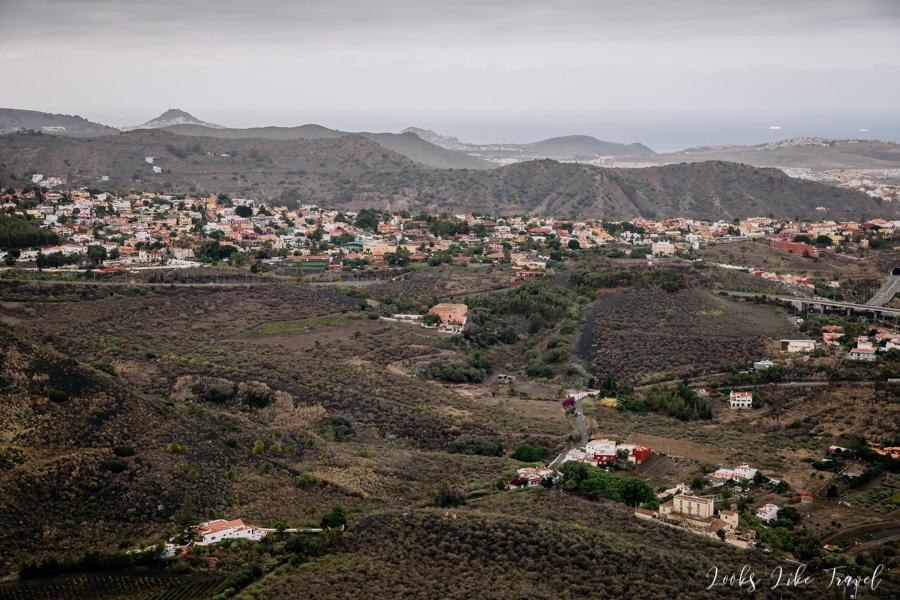 Pico De Bandama, Gran Canaria