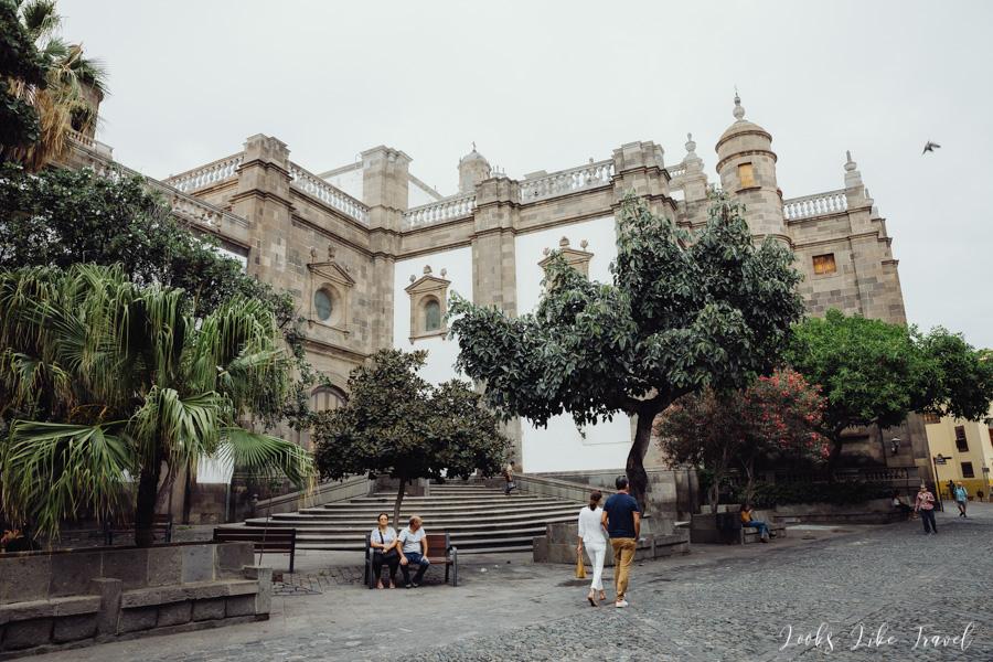 Saint Anna's Cathedral, Las Palmas